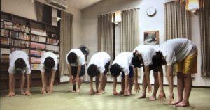 高校女子バスケ部に体の使い方指導に伺いました。